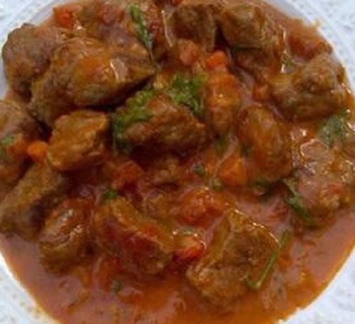 Bœuf au Curry