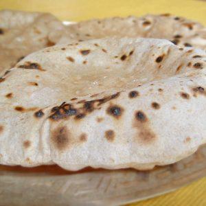 Chapati Nature