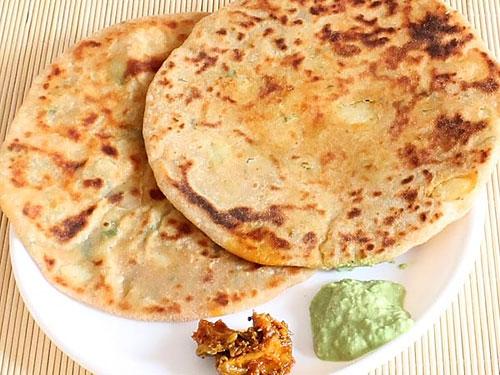Punjabi Paratha